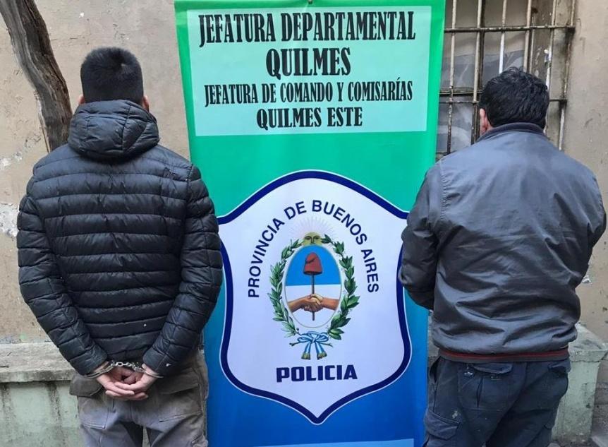 Liberaron a los imputados por intento de robo de cables telef�nicos