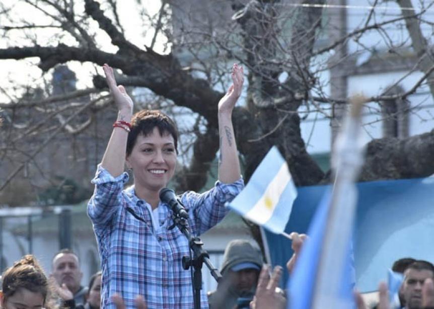 En el Frente de Todos Quilmes, Mayra Mendoza se consagró como la candidata a Intendente