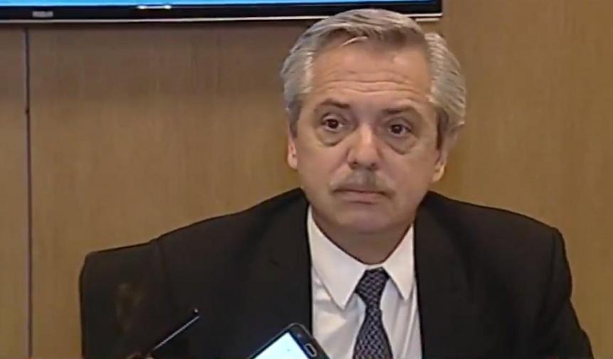 Alberto Fern�ndez: